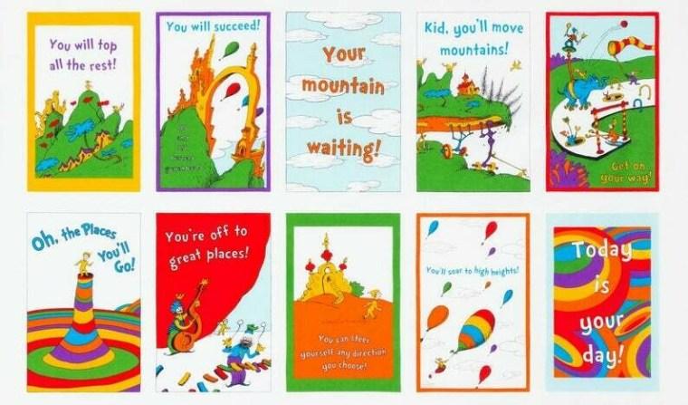 Seuss Place You'll Go
