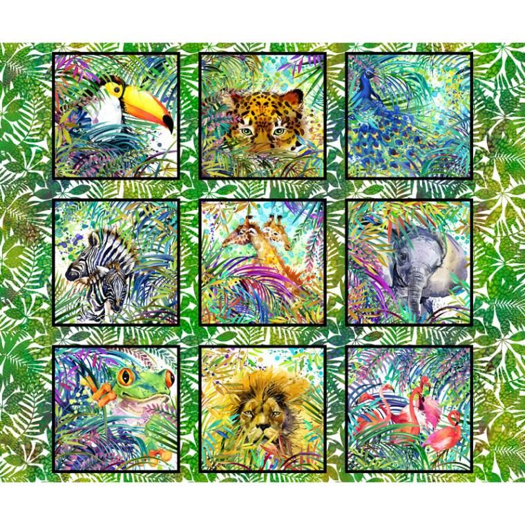 Safari Animal Panel (71)