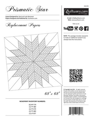 Prismatic Star - Extra Papers