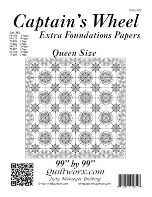 Captains Wheel Extra Papers (Queen)
