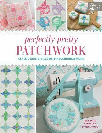 Perfectly Pretty Patchwork Book