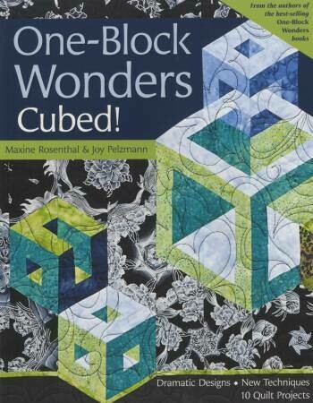 One Block Wonder Cubed Book