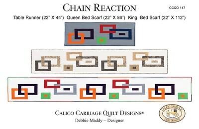 Chain Reaction Runner