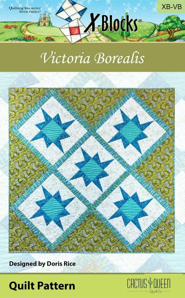 Victoria Borealis - X Blocks