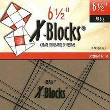 X Blocks- 6 1/2 Block XB65