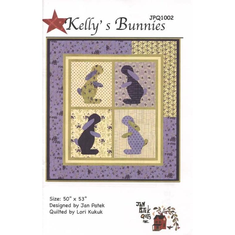 Kelly's Bunnies Pattern