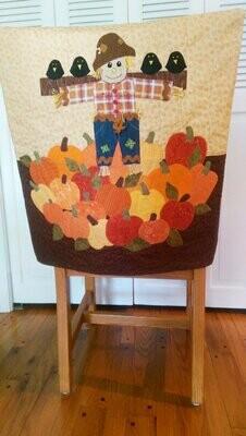 Fall Chair Cover CLPARY016