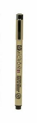 Pigma Micron 0.25mm Black