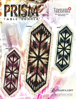 Prism Table Runner JNQ00270P1