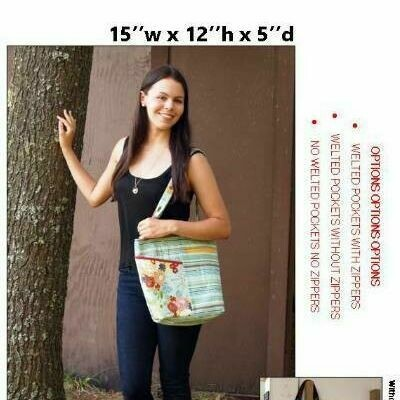 Walk About Tote - April 28th