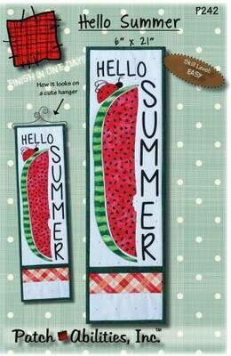 Hello Summer P242PA
