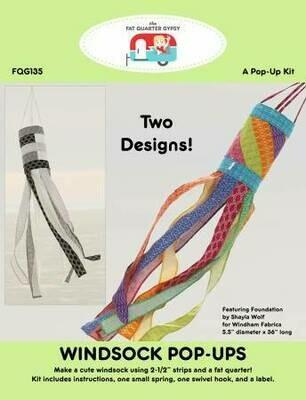 FQG135K Windsock Pop Up Kit