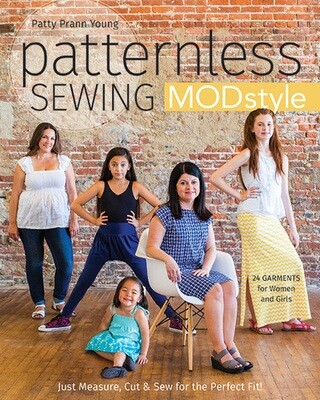 Patternless Sewing Book