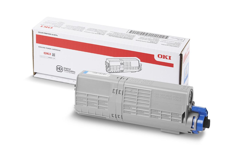 OKI Toner C532/C542/MC563/MC573 cyan 6000 Seiten