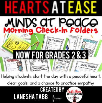 Morning Work Binder for Empathy: Grades 2 & 3