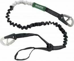 2-Hook Safety Line Elasticated with Loop