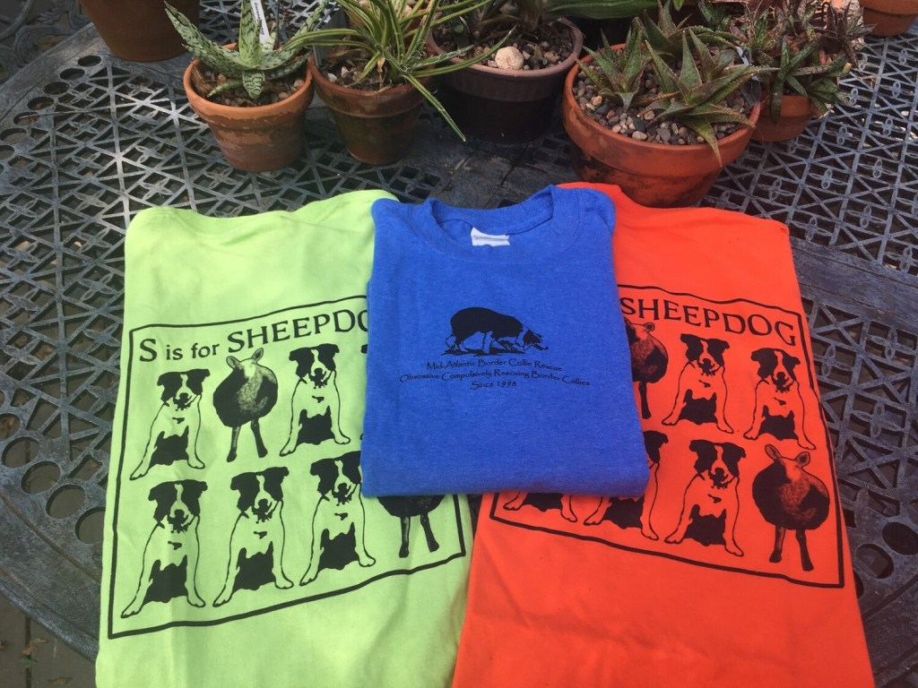 Youth  - S is for Sheepdog T-Shirt