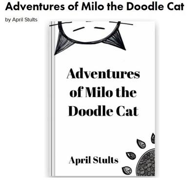 Adventures of Milo the Doodle Cat (Book 1)