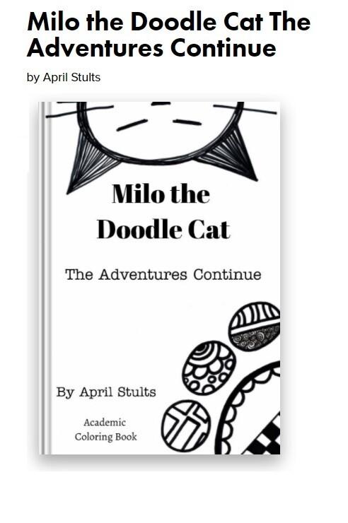 Milo the Doodle Cat - The Adventures Continue