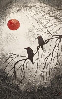 Illusion Moon Ravens