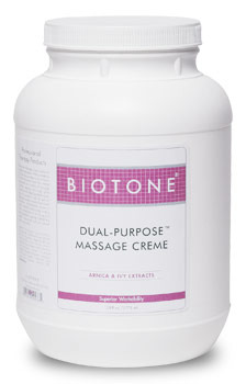 Dual-Purpose Massage Creme 1 Gallon