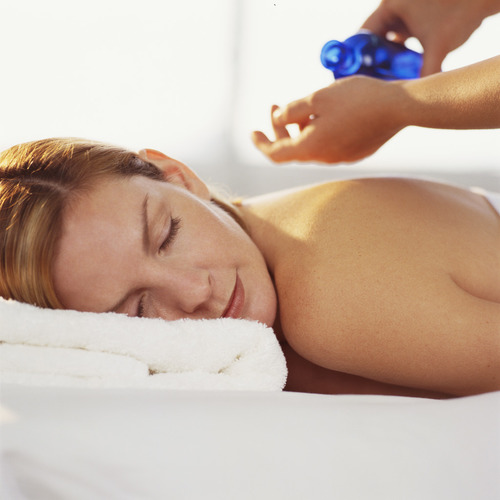 AROMATHERAPY MASSAGE GIFT CERTIFICATE (1 HOUR)