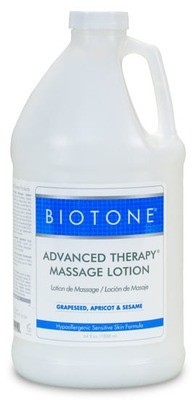 Advanced Therapy Massage Lotion 1/2 Gallon