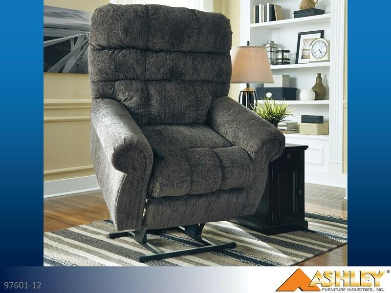 Ernestine Slate Lift Chair by Ashley