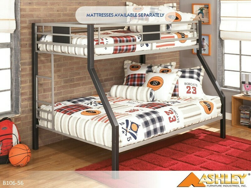 Dinsmore Bunk Bed by Ashley (Twin-Full)