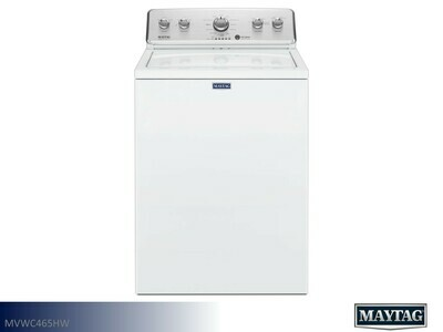 White Top Load Washer by Maytag (3.8 Cu Ft)