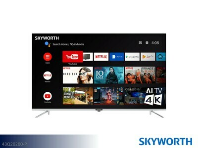 4K Smart Android TV 40-49