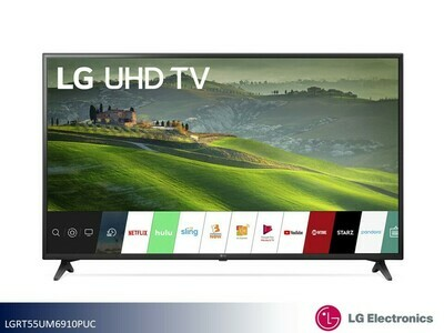 4K HDR Smart LED TV 50-59