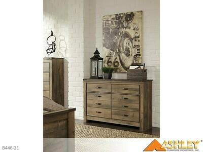Trinell Brown Dresser by Ashley