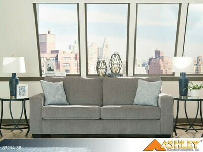 Altari Alloy Stationary Sofa by Ashley