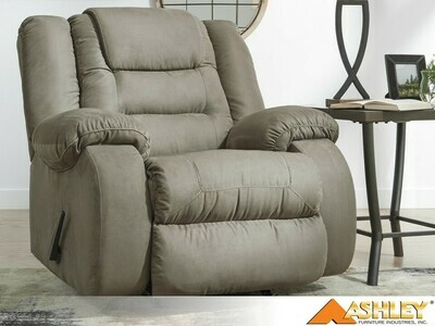 McCade Cobblestone Recliner by Ashley