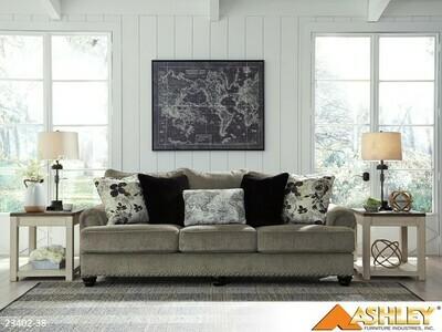 Sembler Cobblestone Stationary Sofa by Ashley