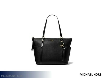 Nomad Black Handbag by Michael Kors (Tote)