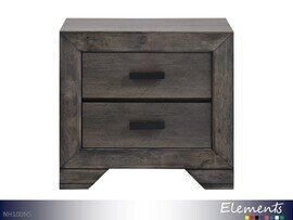 Nathan Nightstand by Elements