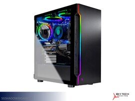 Shadow III Gaming Desktop by Skytech Gaming