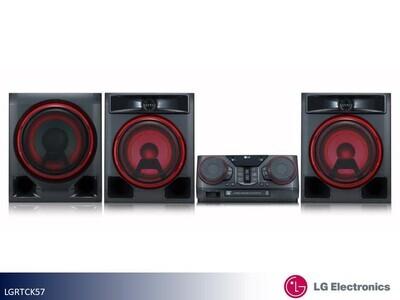 Shelf Stereo by LG (1100W)