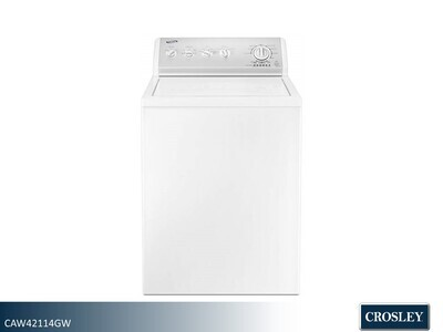 White Top Load Washer by Crosley (4.2 Cu Ft)