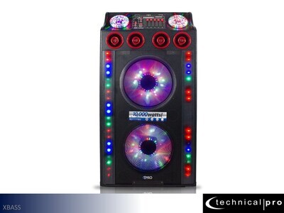 Speakers by Technical Pro (15