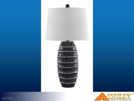Billow Lamps by Ashley