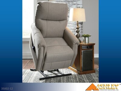 Markridge Gray Lift Chair by Ashley