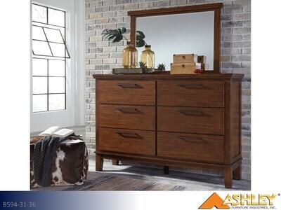 Ralene Dresser with Mirror by Ashley