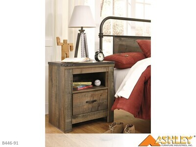 Trinell Brown Nightstand by Ashley