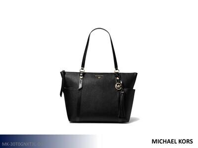 Nomad Black Handbag by Michael Kors (Tote)