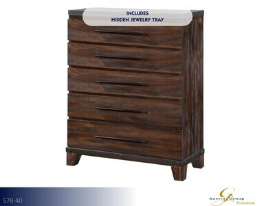Forge Chest by Austin Group