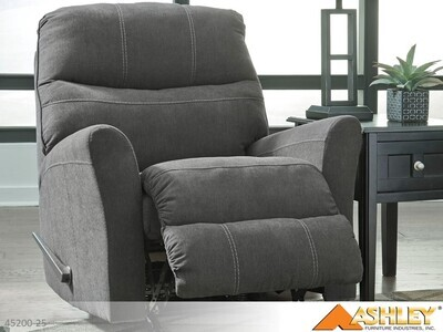 Maier Charcoal Recliner by Ashley