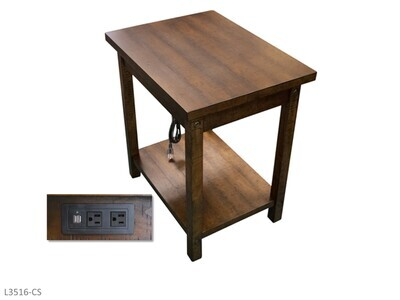 Jasper Brown Occasional Table Set by AWF Imports (3 Piece Set)